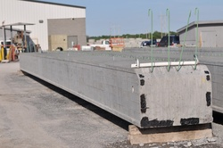 Prestressed Box Bridge Beams