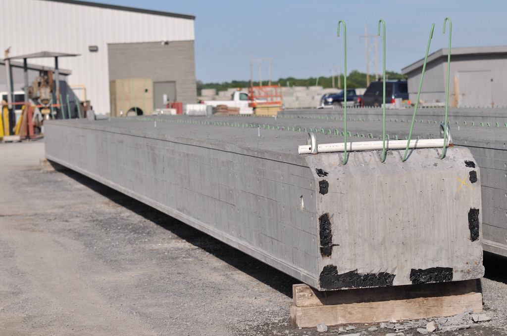 Prestressed Box Bridge Beams - Jefferson Concrete Corp